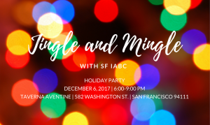 Jingle and Mingle with SF IABC @ Taverna Aventine | San Francisco | California | United States