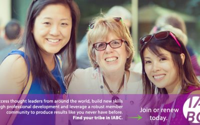Find your Tribe! Save on IABC Membership During March