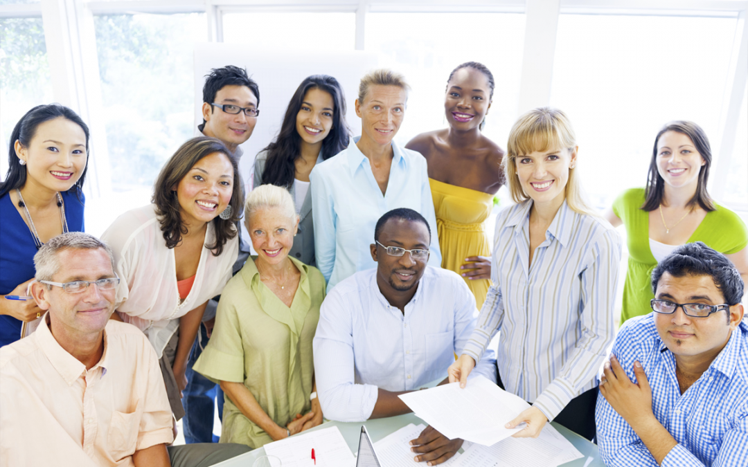 The Race is On: Talking about Identity in the Corporate Workplace